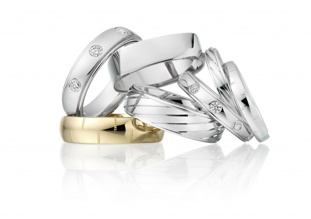 Wedding Rings from Robert Adair Jewellers